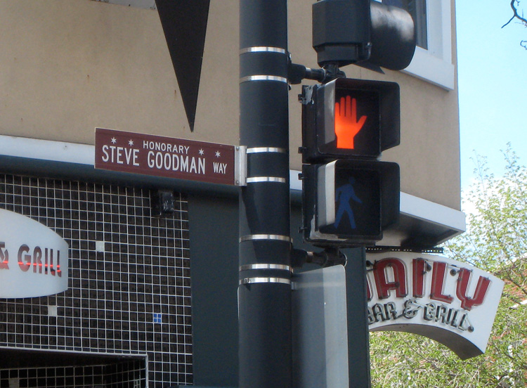 Steve Goodman Way, Chicago